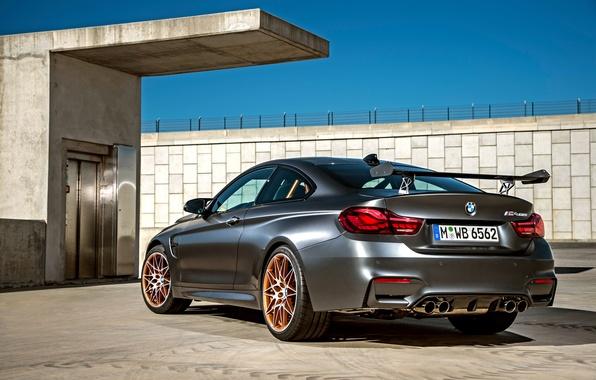 Фото обои 2015, GTS, F82, BMW, бмв, купе