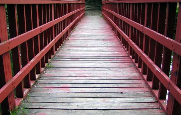 Картинка дорога, мост, жизнь, путь