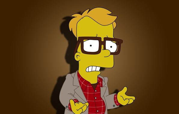 Картинка Симпсоны, Simpsons, Барт, The, Bart, Серия, Сезон