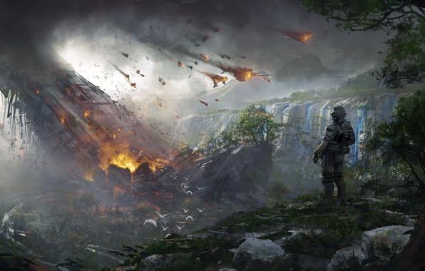 Картинка Game, Activision, Titanfall 2