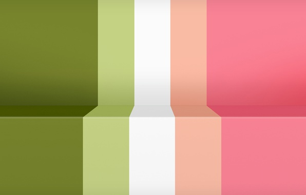 Картинка белый, линии, розовый, текстура