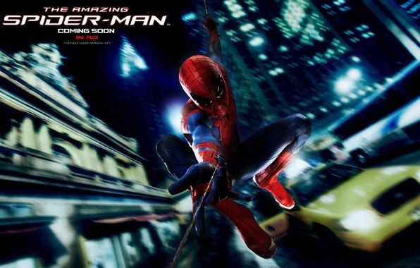 Картинка new, spider man, york, the amazing spider man, parker, piter, spidey