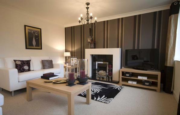 Интерьер стиль дизайн комната диван
