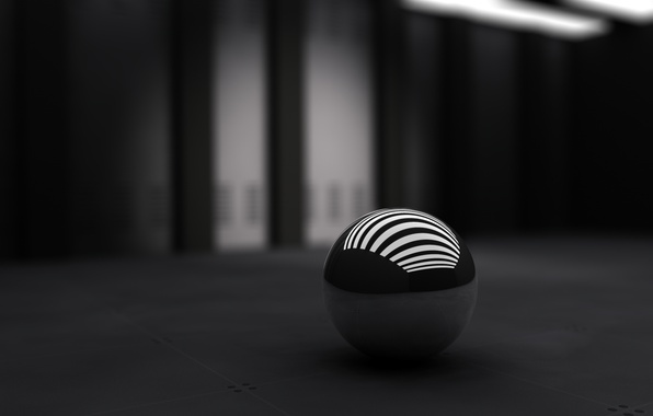 Картинка полосы, чёрный, белые, мячь