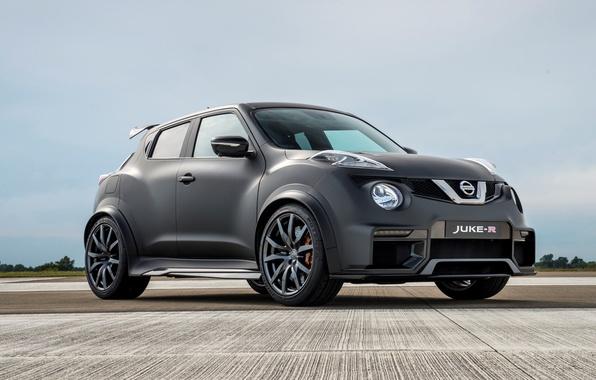 Картинка Concept, Nissan, ниссан, джук, Juke-R, 2015, YF15