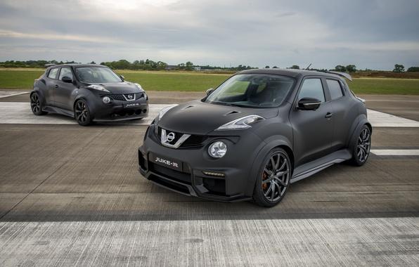 Фото обои YF15, Juke-R, 2015, Nissan, Concept, ниссан, джук