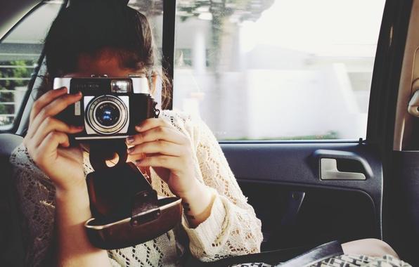 Камеры девушки