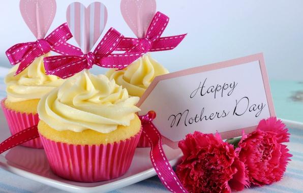 Картинка цветы, праздник, сердце, еда, карта, букет, торт, cake, крем, десерт, heart, flowers, holiday, cream, dessert, …