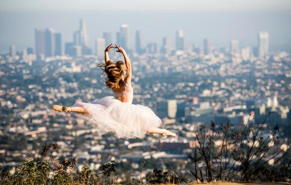 Картинки аниме балерина
