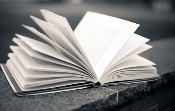 Картинка фон, обои, настроения, листы, книга, wallpaper, книжка, широкоформатные, background, чтение, страница, book, полноэкранные, HD wallpapers, …