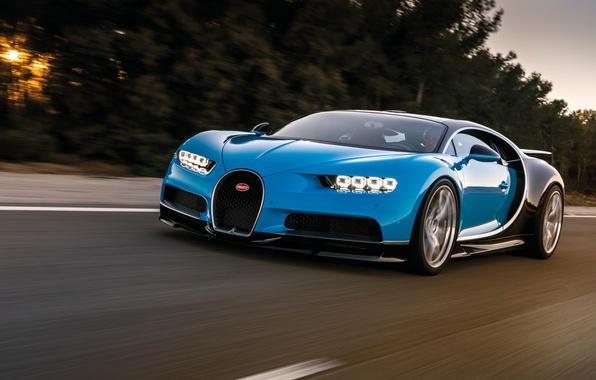 Картинка Bugatti, суперкар, бугатти, Chiron, чирон