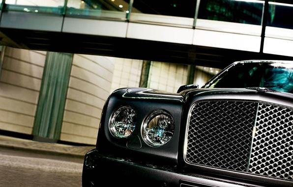 Картинка фары, Bentley, Arnage, Бентли