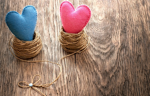 Картинка сердце, сердечки, love, heart, wood, romantic