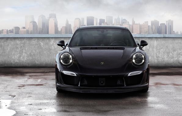 Картинка 911, Porsche, GTR, порше, Carrera, Turbo, TopCar, 991, каррера, 2014, Stinger