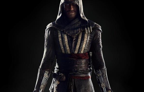 Картинка Assassins Creed, Фильм, Ubisoft, Assassin's Creed, Ассасин, Michael Fassbender, Майкл Фассбендер, Кредо Убийцы, 20th Century …
