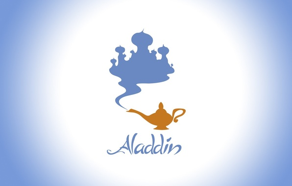 Картинка лампа, Disney, дворец, Aladdin, Дисней, Аладдин