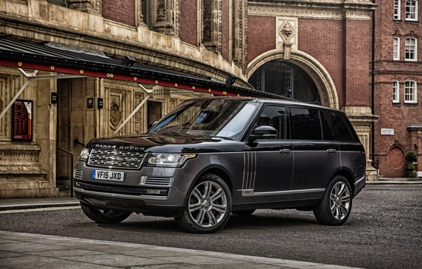 Картинка Land Rover, Range Rover, рендж ровер, ланд ровер, SVAutobiography