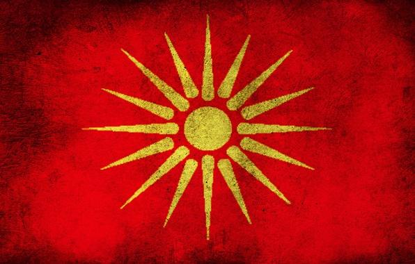 Картинка Flag, Macedonia, Macedonian Flag, Macedonian Old Flag