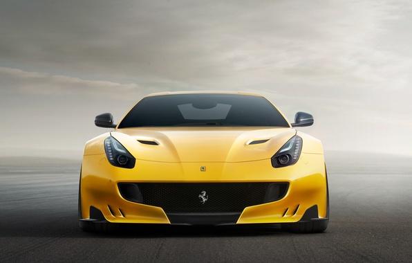Картинка Ferrari, суперкар, ферари, F12