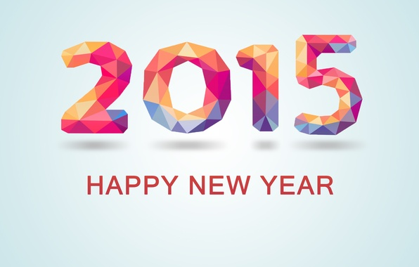 Картинка фон, праздник, новый год, happy new year, 2015