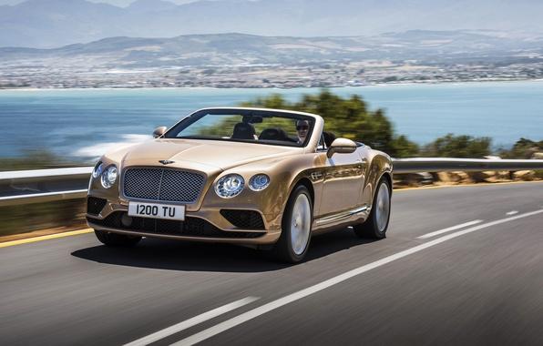 Картинка Bentley, Continental, бентли, континенталь, GTC, 2015
