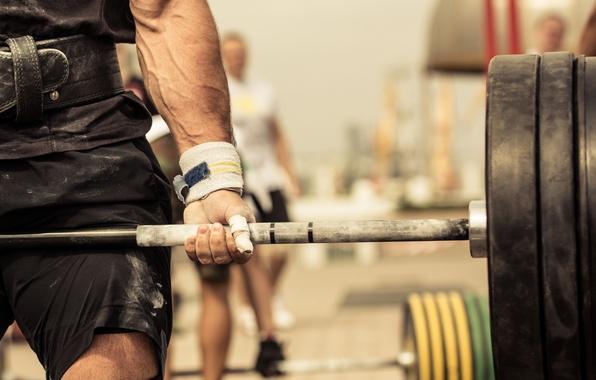Картинка muscles, veins, weightlifting, crosfitt