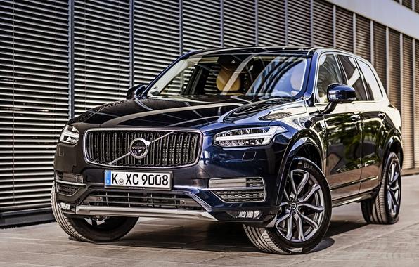 Картинка Volvo, XC90, вольво, 2015, Momentum