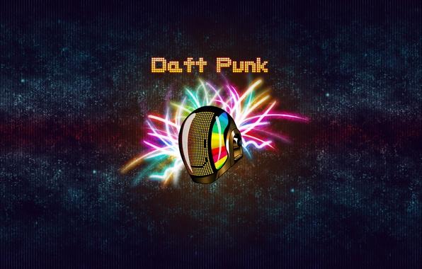 Картинка Музыка, Шлем, Music, Daft Punk, Французский Музыкальный Электронный Дуэт, Дафт Панк