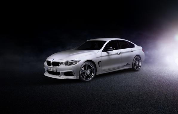 Картинка бмв, BMW, Gran Coupe, AC Schnitzer, 2014, 4-Series, ACS4, F36