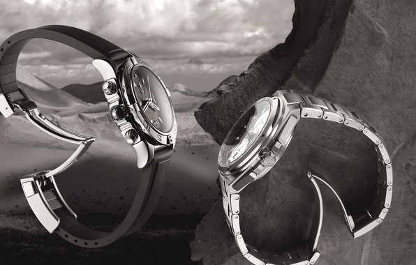 Картинка Часы, Watch, Breitling vs IWC