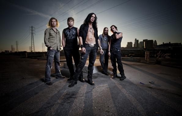 Картинка группа, rock, рок, alternative, art of dying, альтернативный