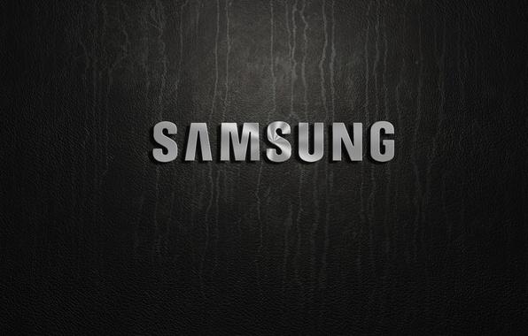 Картинка silver, logo, samsung
