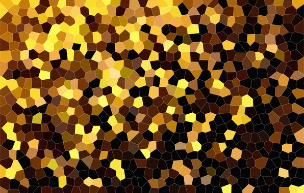 Фото обои Фон, Цвета, Желтый, Витраж, Коричневый, Текстура, Черный