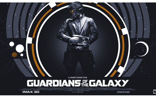 Картинка poster, Стражи Галактики, Peter Quill, Star-Lord, Guardians of the Galaxy