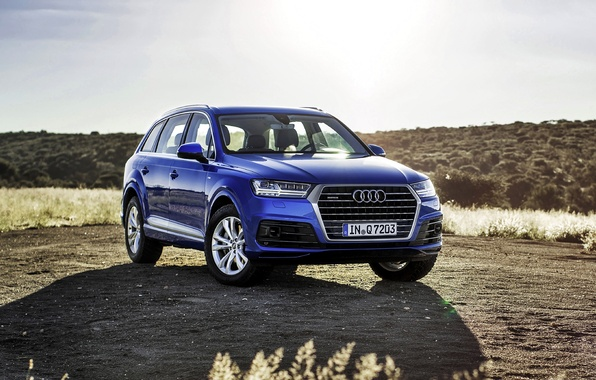 Картинка Audi, ауди, quattro, TFSI, 2015, S line, квадро