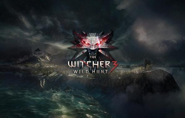 Картинка Дикая Охота, ведьмак, The Witcher 3, Wild Hunt