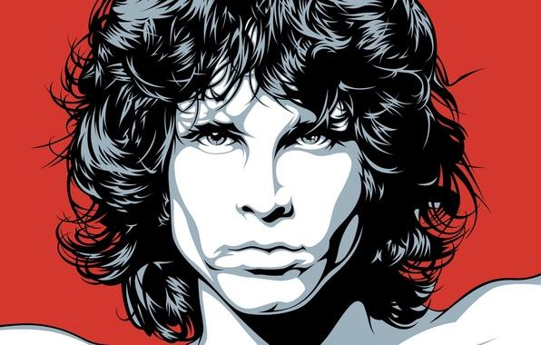 Art The Doors Jim Morrison