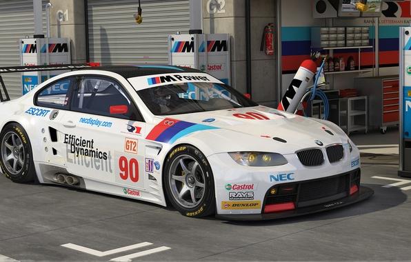 Картинка графика, BMW, арт, GT2, dangeruss