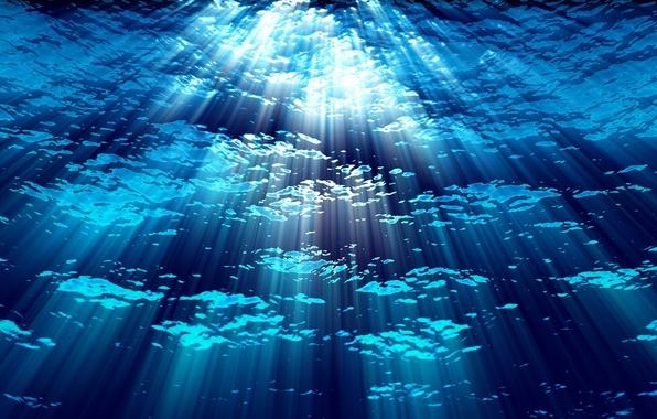Красивые фото девушки под водой