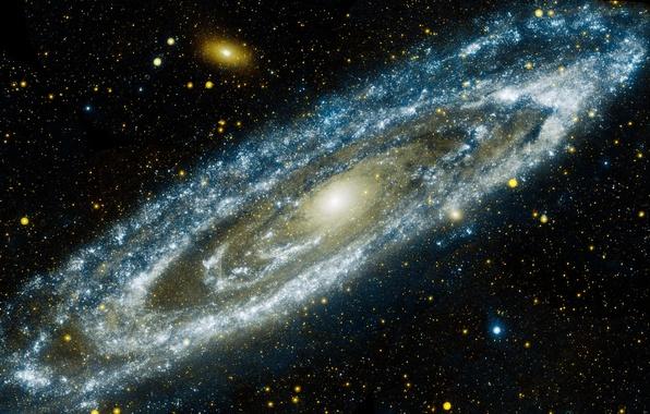 Обои картинки фото космос галактика