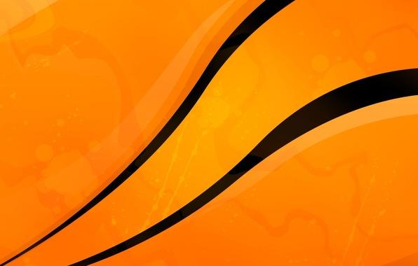 обои оранжевого цвета на рабочий стол № 648141 бесплатно