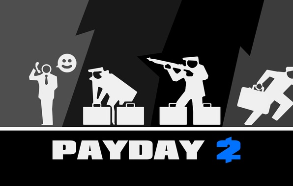 Картинки payday 2 на аву - be