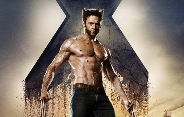 Картинка City, Fox, Action, Fantasy, Sky, Hero, Wolverine, Hugh Jackman, X-Men, Logan, Body, the, Style, Wallpaper, …