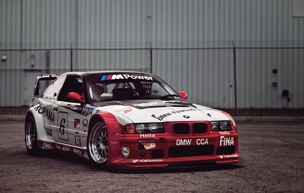 Картинка BMW, sport, E36, gts-2, PTG