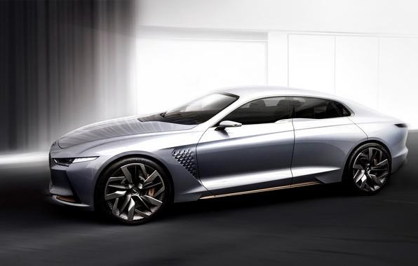 Картинка Concept, концепт, Hyundai, Genesis, генезис, хундай