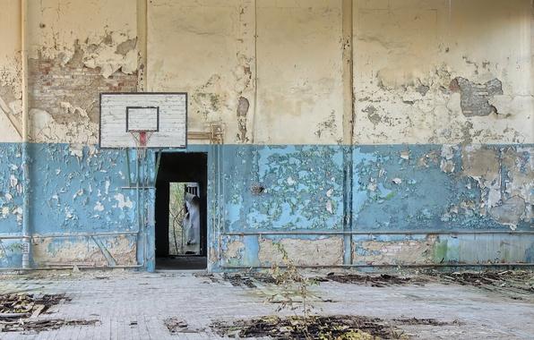 Картинка спорт, зал, баскетбол