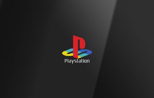 Картинка Sony, Logo, Playstation