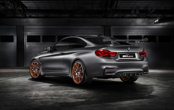 Картинка Concept, бмв, BMW, концепт, GTS, F82, гтс, 2015