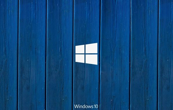 Фото обои windows, hi-tech, blue, microsoft