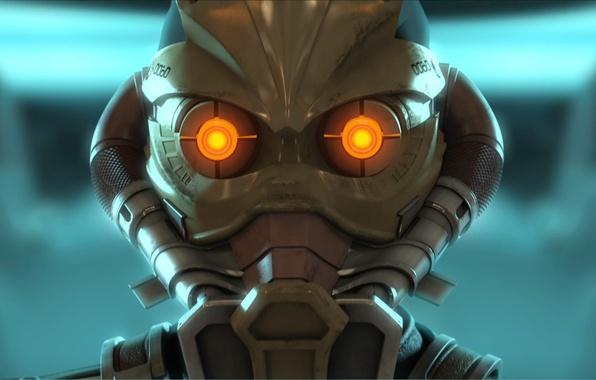 Картинка солдат, шлем, final fantasy XIII
